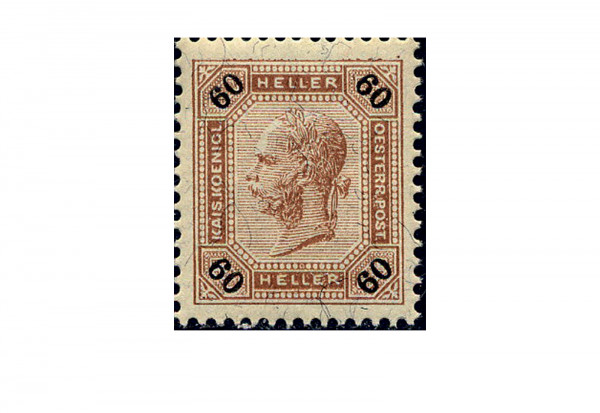 Österreich Mi.Nr. 80 ** Kaiser Franz Joseph 1899