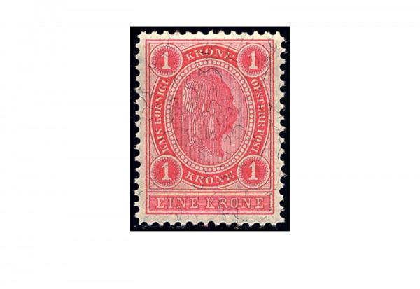 Österreich Mi.Nr. 81 ** Kaiser Franz Joseph 1899