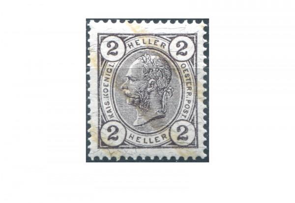 Österreich Mi.Nr. 106 ** Kaiser Franz Joseph 1904
