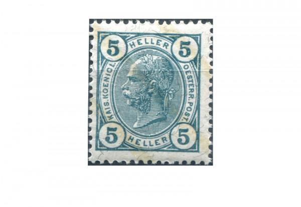Österreich Mi.Nr. 108 ** Kaiser Franz Joseph 1904