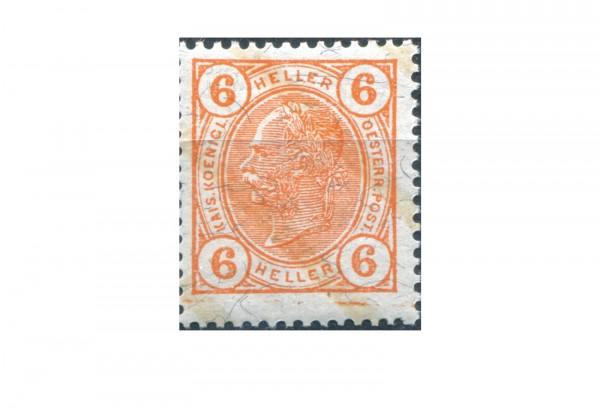 Österreich Mi.Nr. 109 ** Kaiser Franz Joseph 1904