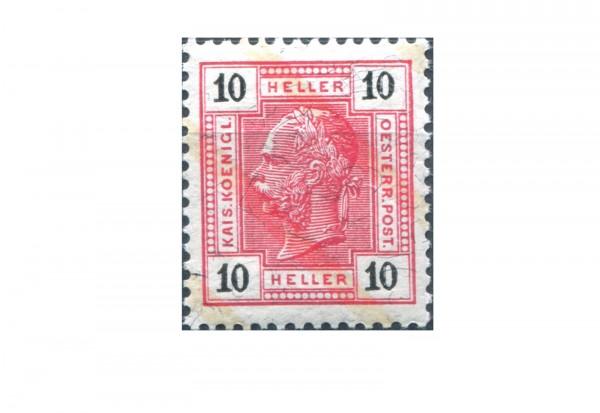 Österreich Mi.Nr. 110 ** Kaiser Franz Joseph 1904