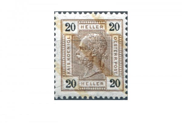 Österreich Mi.Nr. 111 ** Kaiser Franz Joseph 1904