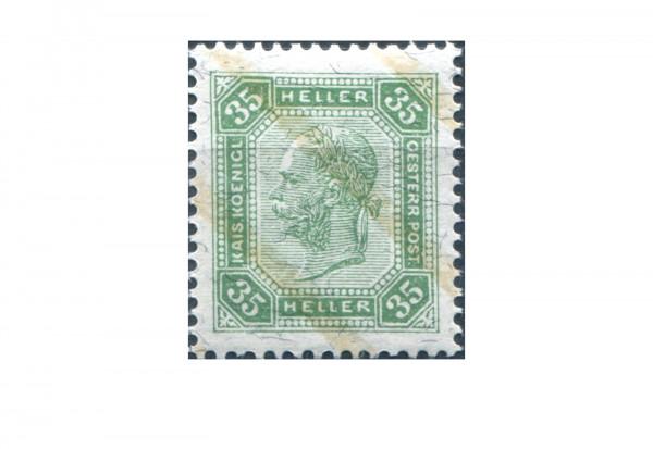 Österreich Michel Nr. 114 ** Kaiser Franz Joseph 1904