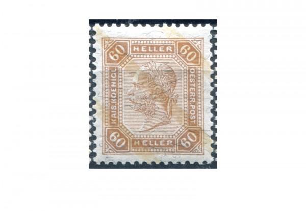 Österreich Mi.Nr. 117 ** Kaiser Franz Joseph 1904