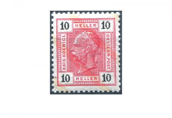 Österreich Mi.Nr. 124 ** Kaiser Franz Joseph 1905