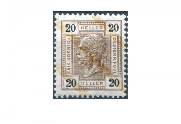 Österreich Mi.Nr. 125 ** Kaiser Franz Joseph 1905