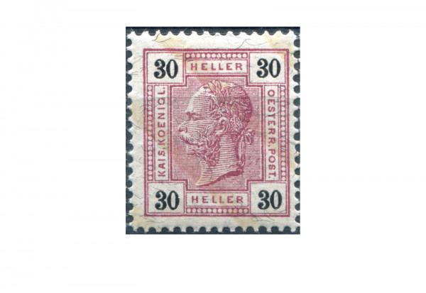 Österreich Mi.Nr. 127 ** Kaiser Franz Joseph 1905