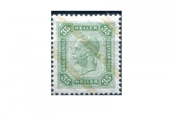 Österreich Mi.Nr. 128 ** Kaiser Franz Joseph 1905