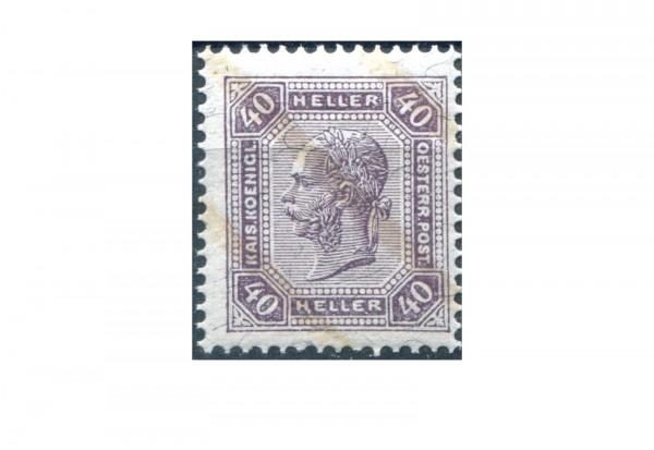 Österreich Mi.Nr. 129 ** Kaiser Franz Joseph 1905