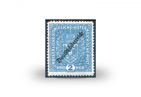 Briefmarke Österreich Kaiserreich Freimarke 1919 Michel-Nr. 243 B postfrisch