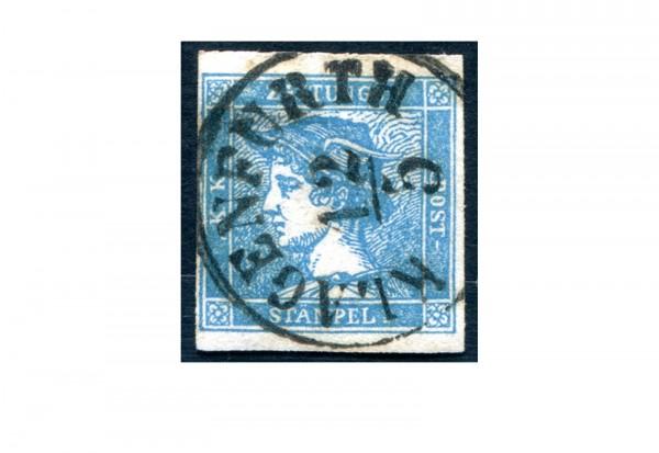 Österreich Kaiserreich Mi.Nr. 6 II gestempelt Zeitungsmarken