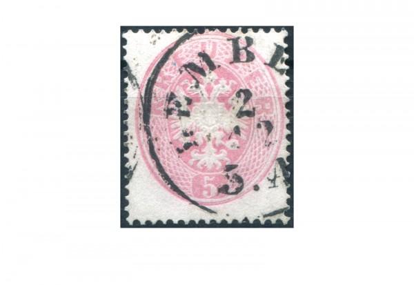 Österreich Kaiserreich Mi.Nr. 26 gest. Doppeladler im Oval