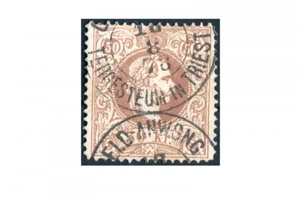 Österreich Kaiserreich 41 I gest. Kaiser Franz Joseph