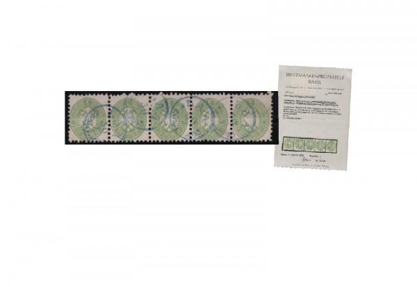 Briefmarken Österreich Freimarke 1863-1864 Michel-Nr. 31 gestempelt