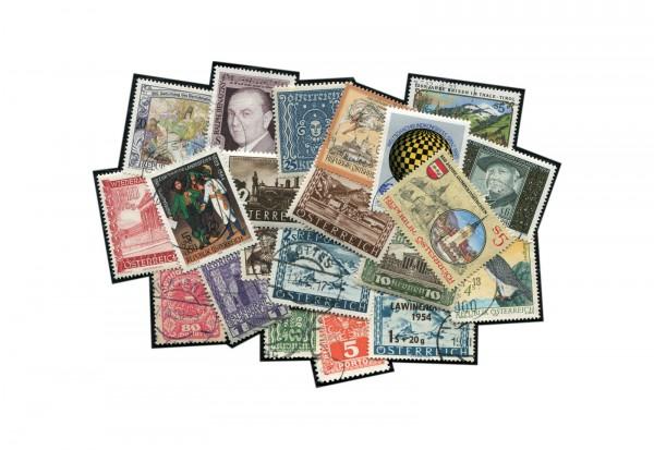 Österreich 1900-2000 postfrisch und gestempelt