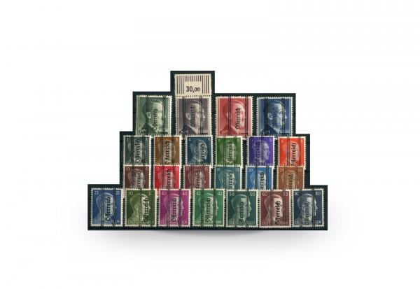 Briefmarken Österreich Grazer Aufdrucke 1945 Michel 674-696 postfrisch