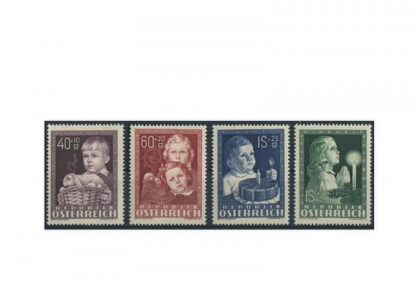 Österreich Kinderfürsorge Mi.Nr. 929/932 postfrisch