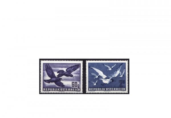 Briefmarken Österreich Flugpost 1950 Michel-Nr. 955/56 postfrisch