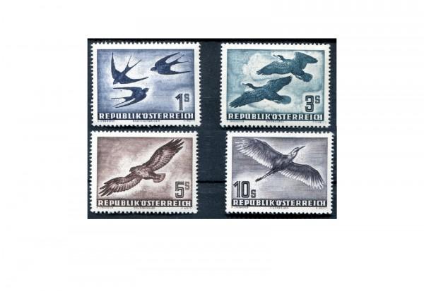Briefmarken Österreich Vögel 1953 Michel-Nr. 984/987 postfrisch