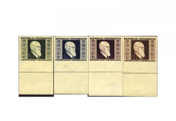 Österreich Karl Renner Mi.Nr. 772/775 B postfrisch