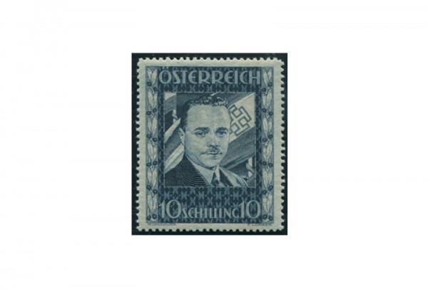 Österreich Briefmarke Michel Nr. 588 - Dollfuß 1936 postfrisch