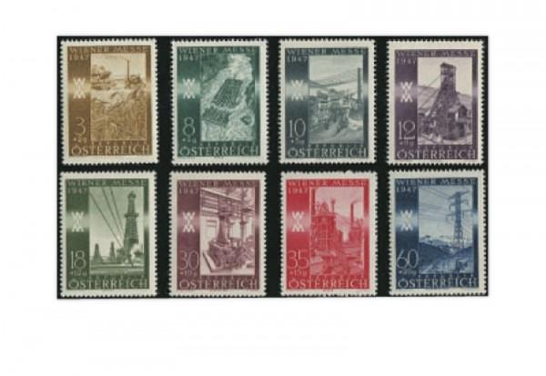 Österreich Frühausgaben Mi.Nr. 803 / 810 postfrisch