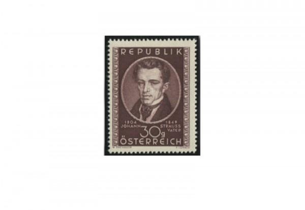 Österreich Frühausgabe 1949 Michel Nr. 942 postfrisch