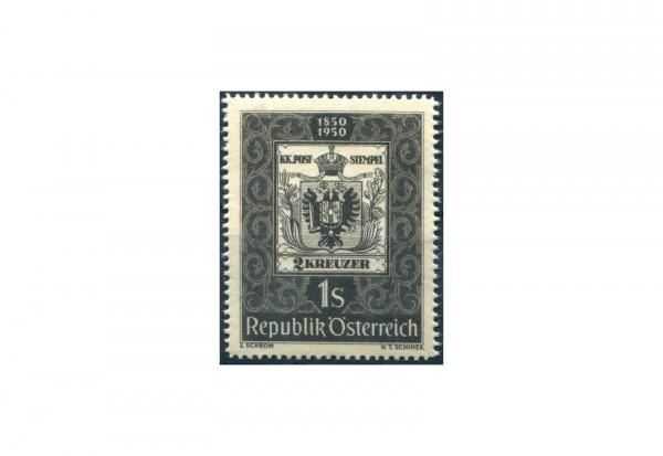Briefmarke Österreich 100 Jahre österreichische Briefmarke 1950 Michel-Nr. 950 postfrisch