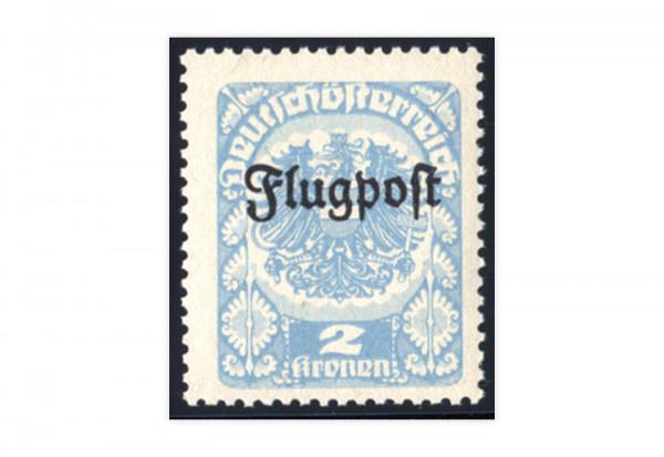 Österreich Mi.Nr. III ** Flugpost 1922 Unverausgabte