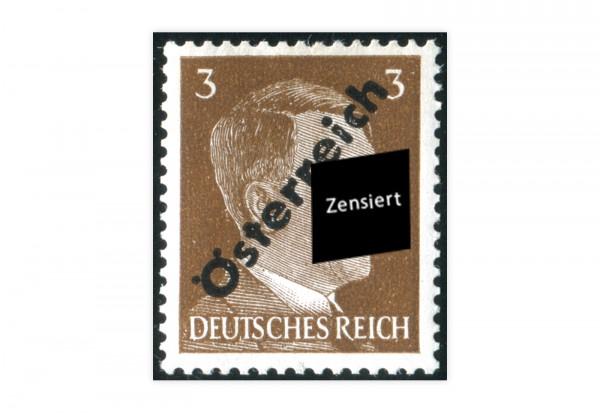 Briefmarke Österreich 1. Wiener Aushilfsausgabe 1945 Michel-Nr. IV postfrisch