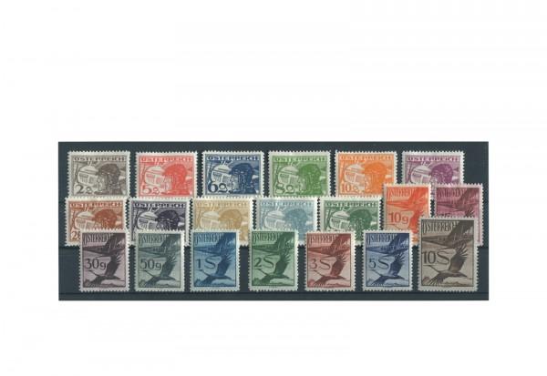 Österreich Mi.Nr. 468/487 postfrisch