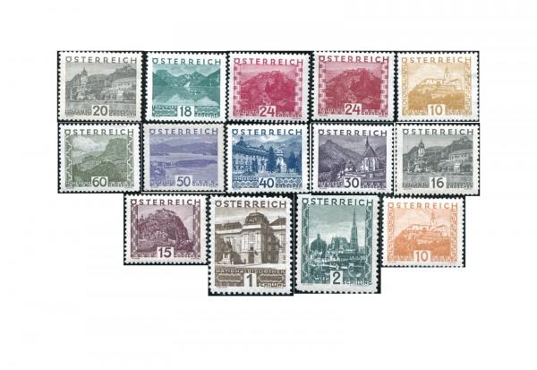 Österreich Mi.Nr. 498/511 **