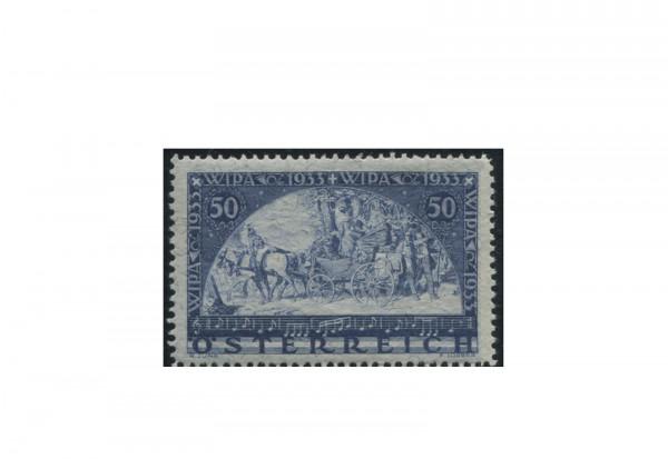 Briefmarke Österreich 1933 WIPA Michel-Nr. 556 C postfrisch