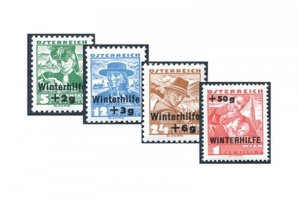 1.Republik Österreich Mi.Nr. 613/616 postfrisch