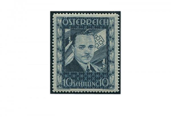 1. Republik Österreich Dollfuß 1936 Mi.Nr. 588 Falz