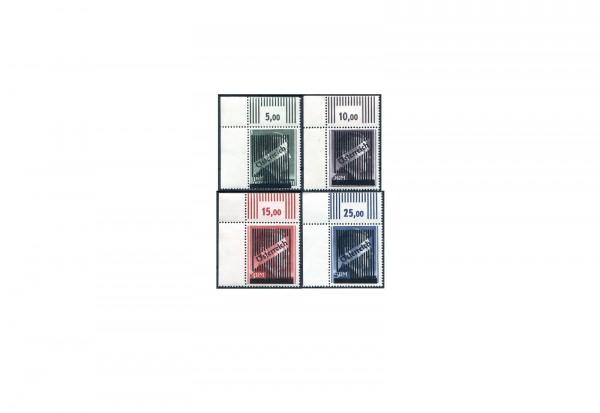 Österreich 3. Wiener Aushilfsausgabe 1945 Michel Nr. Va/d postfrisch inklusive Vb-d PF III