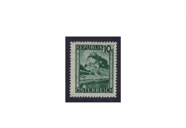 Briefmarke Österreich Landschaften 1945/1947 Michel-Nr. 745 x postfrisch Kurzbefund