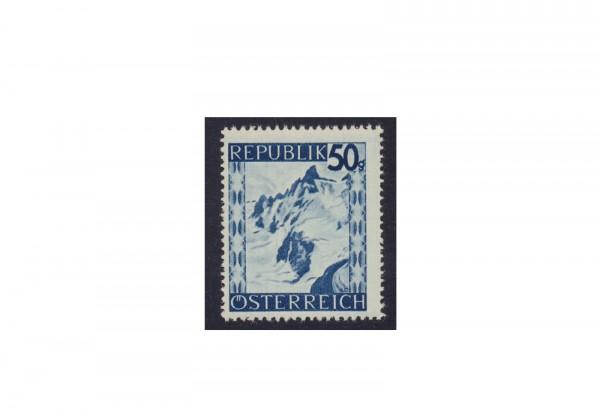 Briefmarke Österreich Landschaften 1945/1947 Michel-Nr. 760 yb postfrisch Kurzbefund