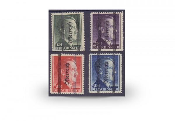 Briefmarke Österreich Grazer Lokalausgaben 1945 Michel-Nr. 693-696 I postfrisch Fotoattest