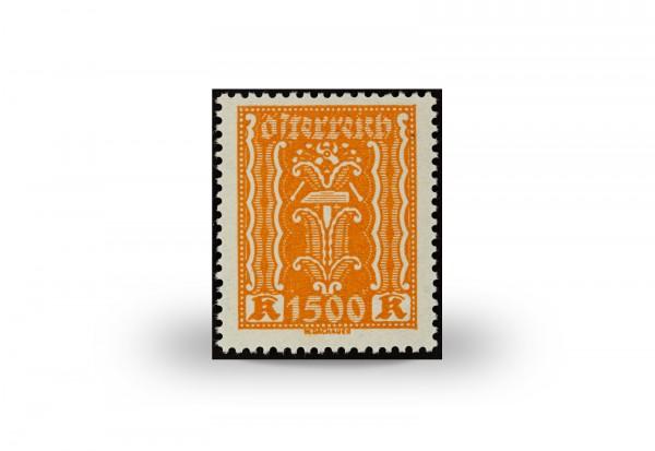 Briefmarke Österreich Freimarke Michel-Nr. 393 postfrisch
