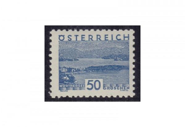 Freimarke Österreich Landschaften 1923 Michel Nr. 541 postfrisch