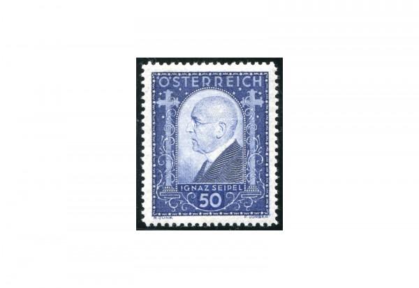 Österreich Mi.Nr. 544 Falz Ignaz Seipel 1932