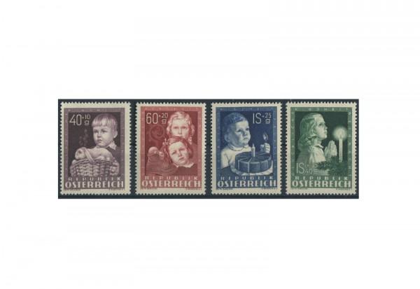 2. Republik Österreich Mi.Nr. 929/932 Falz