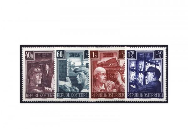2. Republik Österreich Mi.Nr. 960/963 Falz
