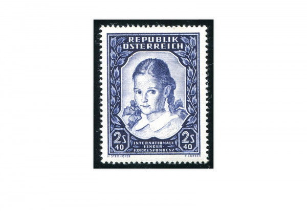 2. Republik Österreich Mi.Nr. 976 Falz