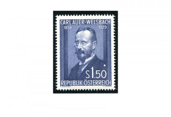 2. Republik Österreich Mi.Nr. 1006 Falz
