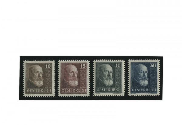 Österreich Mi.Nr. 494/497 **