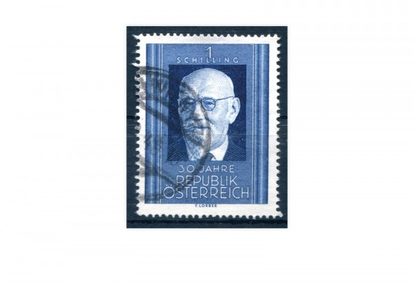 Österreich Renner 1948 Michel Nr. 927 gest.