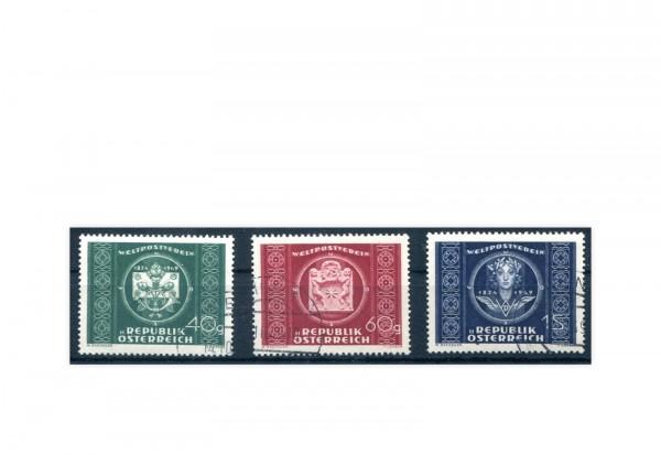 2. Republik Österreich Mi.Nr. 943/45 gest.